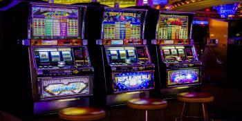 Ein Bild von Spielautomaten